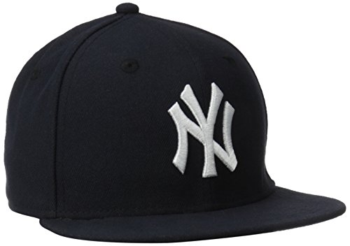 MLB New York Yankees Game Youth AC On Field 59Fifty Fitted Cap-612