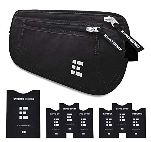 Zero Grid Money Belt