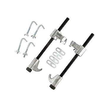 2 Set Compressor Piece Pack Draper 68615 Coil Spring Compressors pack Of 2