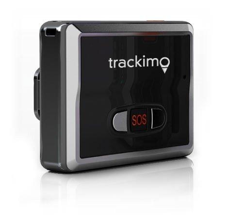 Trackimo TRKM002 (TRK-100) GPS Tracker Locator + USB Battery
