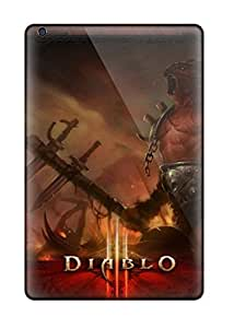 New Style Hot Case Cover Protector For Ipad Mini 2- Awesome Diablo Demon