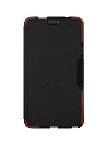 Wallet Case For Samsung Galaxy Note 4 (Black) - 3