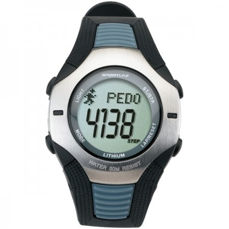 Sportline 955 Total Fitness Pedometer Watch