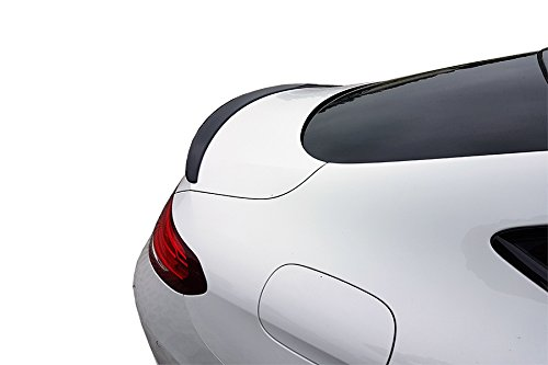 Car-Tuning24 55197509 wie AMG C Klasse C205 Coupe Heckspoiler LACKIERT Obsidianschwarz 197