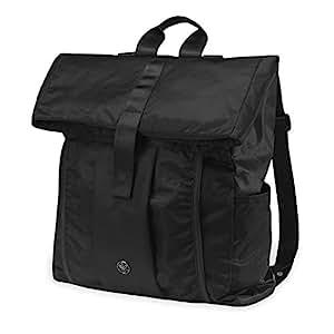 Gaiam Yoga Mat Backpack Bag 05-62695, Black