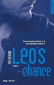Leo, tome 2 : Leo's chance  par Sheridan