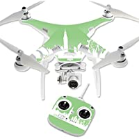 Skin For DJI Phantom 3 Standard – London | MightySkins Protective, Durable, and Unique Vinyl Decal wrap cover | Easy To Apply, Remove, and Change Styles | Made in the USA