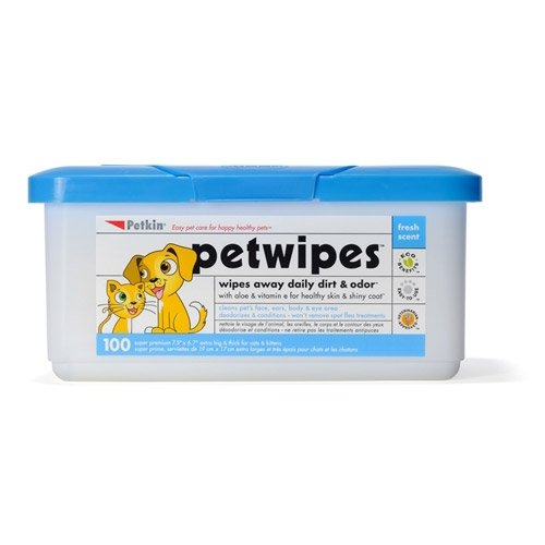 Petkin Pet Wipes product image