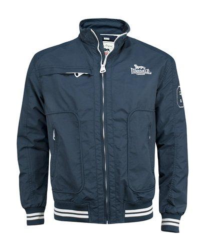Lonsdale London chaqueta para hombre Thomson, Color Azul (Marineblau), Talla M: Amazon.es: Ropa y accesorios