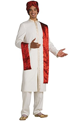 [Bollywood Guy Star Indian Adult Costume] (Bollywood Costumes Men)