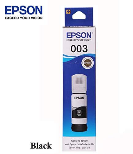 Epson 003 65 ml Black Ink Bottle