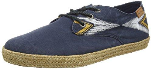 Pepe Jeans &Bahati Shu - Zapatos Hombre Azul Oscuro