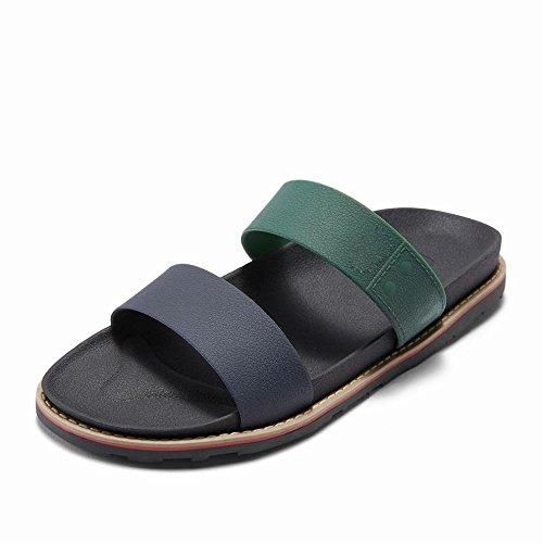 da spiaggia estate uomo Pantofole personalit ZPD pantofole estate antiscivolo estate tendenza cool parola trascinare 5q6SUXw