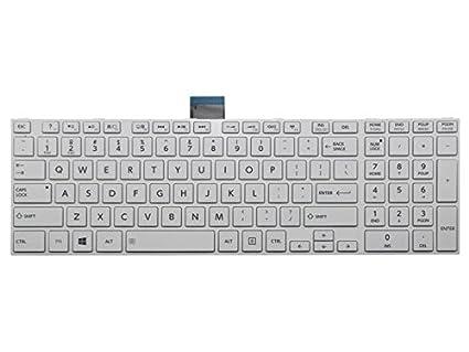 Toshiba H000048340 Keyboard refacción para notebook - Componente para ordenador portátil (Teclado, Inglés de