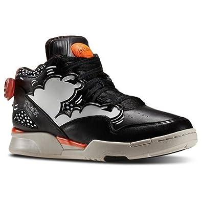 reebok Pump SPORTSWEAR Omni Lite, Keith Haring schwarz 36