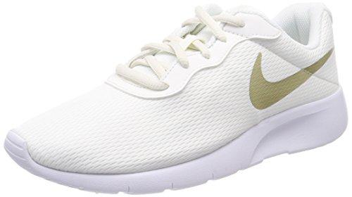 Running Para Nike Beige 100 Whitemtlc Niños Zapatillas De Starwh Gs summit gold Tanjun XIqIUA