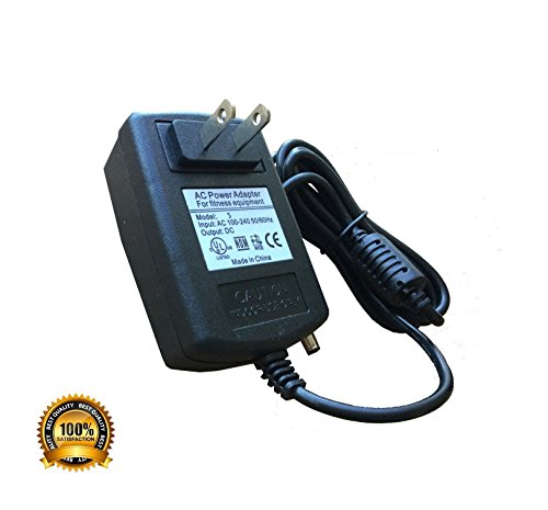 AC Power Supply Power Adapter for Lifecore Fitness Recumbent Exercise Bike 960RB