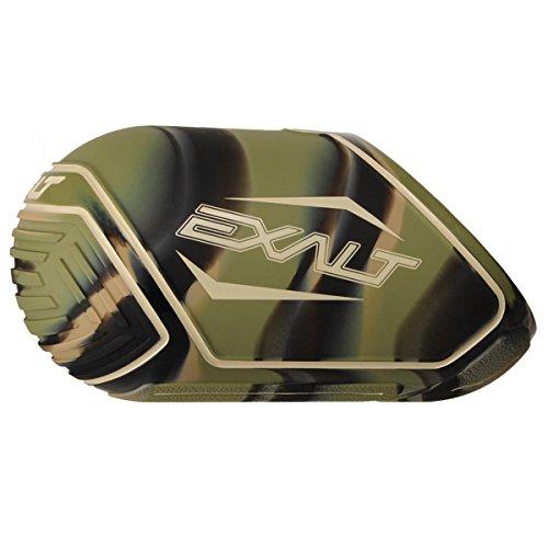 Exalt Paintball Tank Cover - Medium 68-72ci - Jungle Camo