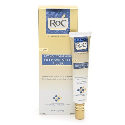 Roc Deep Wrinkle Filler, 1 Ounce, 2 Pack
