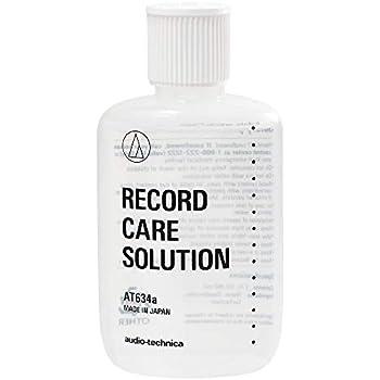 Amazon Com Audio Technica At634a Record Care Solution