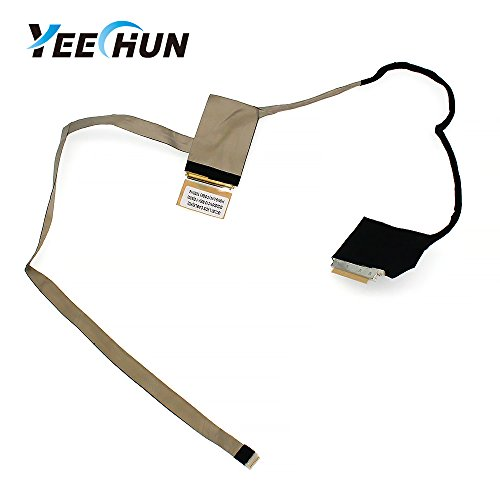 YEECHUN LCD Screen Cable for Dell Inspiron 15R 5520 7520 i5 Series New Notebook Replacement Accessories P/N DC02001IC10