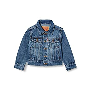 Levi's Baby Boys' Lvb Trucker Jacket Denim Vest