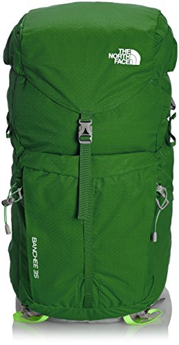 The North Face Banchee 35 Pack Flashlight Green / Safety Green S/M