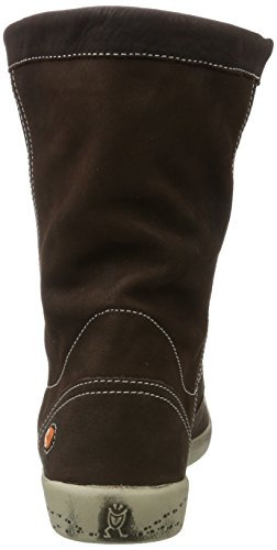Softinos Iggy269sof Smooth, Stivali Arricciati Donna Marrone (Dk Brown 031)