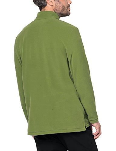 Wolfskin nbsp;nbsp;pullover In Jack Gecko Uomo Nero PileDa QrdBCoWExe