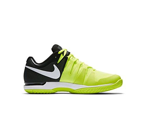 Chaussure Nike Zoom Vapor 9.5 Tour Black Yellow Spring 2017 - 40,5