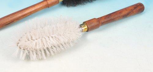 EISCO Bristle Beaker Brush with Wooden Handle, 325mm Total Length