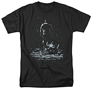 The Dark Knight Rises - Bane Poster T-Shirt Size S