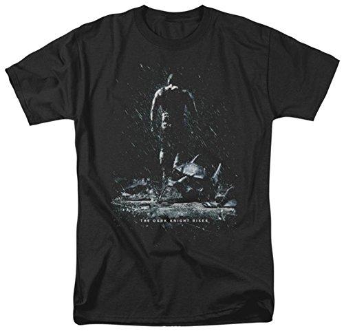 The Dark Knight Rises - Bane Poster T-Shirt Size S