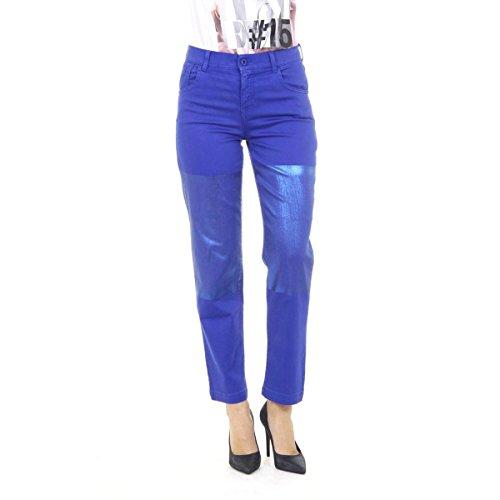 Mujer Www Jeans Agj15bw88 Armani Azul Nuevo Emporio Algodon Pq4Z1xEgwS