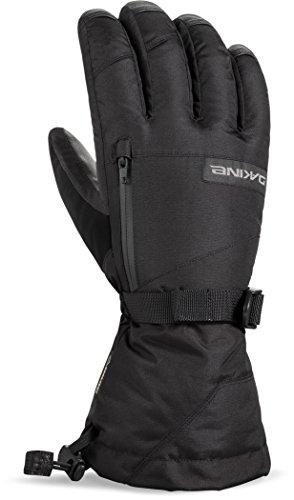Dakine Men's Titan Leather Gloves, Black, L