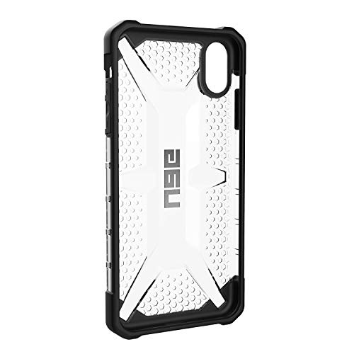 size 40 0d59e 0a0d2 URBAN ARMOR GEAR UAG iPhone Xs Max [6.5-inch Screen] Plasma Feather-Light  Rugged [Ice] Military Drop Tested iPhone Case