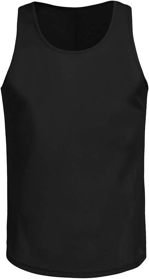 Mens Sport Hooded Shirt /♥/♥ Bodybuilding Fitness Muscle Sleeveless Singlet Vest Tank