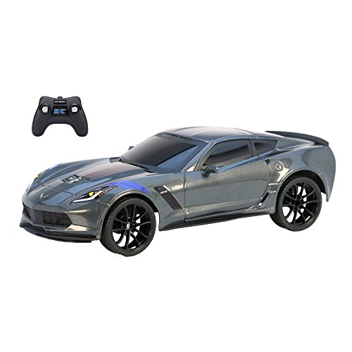(Engineered For Precision, Ready To Race Easy Care And Charge FAST And SLEEK New Bright 1:12 Rc Chargers Corvette Grand Sport - Complete The AWESOME MUSCLE CARS Collection)
