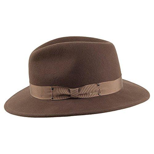 1bdccec3e4cd1 Bailey Hats Curtis II Crushable Fedora - Serpent Medium  Amazon.co.uk   Clothing