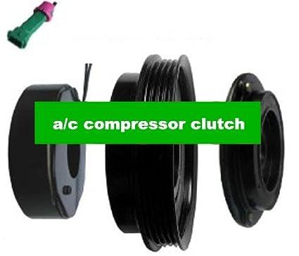 GOWE automático a/c compresor embrague para 7sbu16 C automático a/c compresor embrague