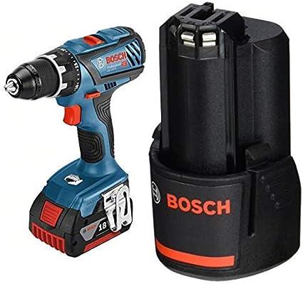 O-B 175 g 12 V Bosch Professional 1600Z0002X Li-Ion  Batteria 2.0 Ah