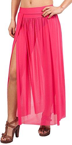 K.B. Barrow - Camisola - para mujer Hot Pink