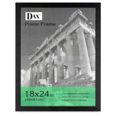 DAX2863V2X UNITED STATIONERS (OP) FRAME,16X20 DOCUMENT,BK