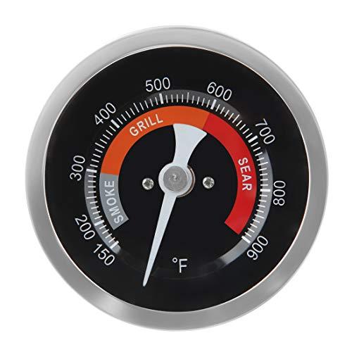 Dracarys Grill Temperature Gauge