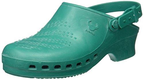 Verde Antinfortunistiche Balder green Suecos® Scarpe Donna nq7614