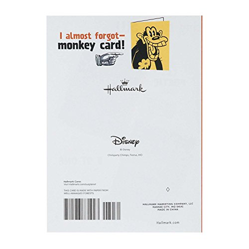 Hallmark Funny Father's Day Greeting Card (Disney Mickey Mouse with Mini Cards Inside) Photo #2