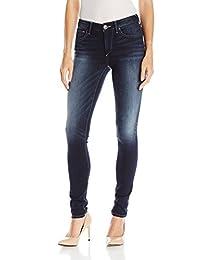 True Religion womens Jennie Curvy Skinny Jean in Native Ora Clean