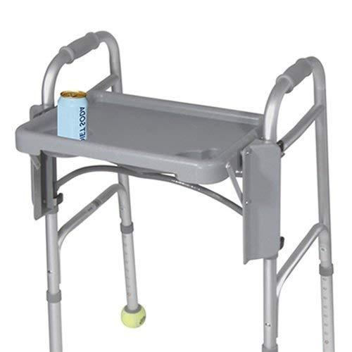 (Lumex 603900A Walker Tray, Grey, 16