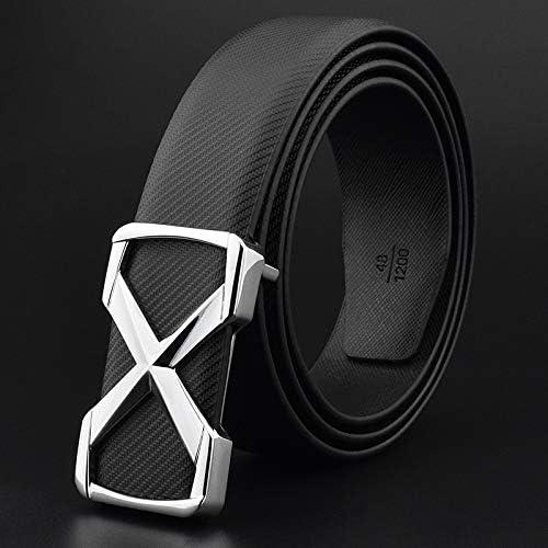 Go Cart Go Off White Genuine Leather Waist Strap Casual X Belts Man Young Men Luxury Ceinture Homme Leisure Belt