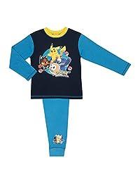Boys Pokemon Pyjamas - Age 5-12 Years Various Designs
